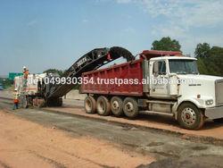 Asphalt Planer/Road pavement profiler mill