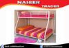 modern metal bunk bed