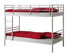 Bunk Beds for Children of Metal Iron & Steel
