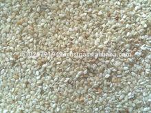 white humera type sesame seed