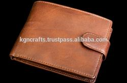 Best Selling Genuine Leather Money wallets