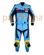 SUZUKI RIZLA racing leather suit replica motorcycle