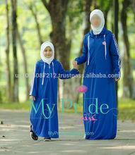 muslim girl abayas,kids abayas, children islamic clothing