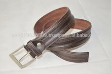high quality Men's pu belt cheap pu belt