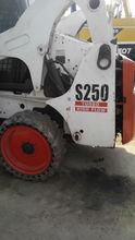 used BOBCAT compact skid steer loader for sale