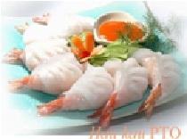 IQF Frozen Shrimp Dumpling (Hacao, Hakau)