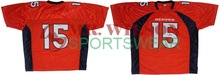 High Quality Fully Customizable Fashion/Fan American Football Uniform