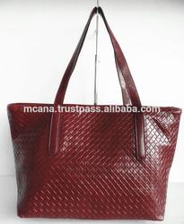 Knitting fashion lady bag grace designs 2014 new model