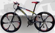 "26"" Double Disc Brake Mountain Bike"