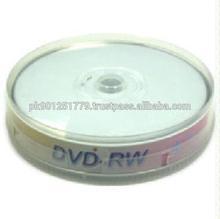 Blank DVD+RW/DVD-RW 4.7GB 120MIN , A+ dvd rw 4X 4.7GB Blank Rewritable disc, dvd-rw