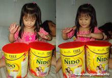 Nido bebé leche Red Cap Nido / Nestle leche 1 + 1 más disponible para libre