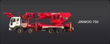 AERIAL PLATFORM HYUNDAI HD320 25 ton Standard cab chassis and 4WD