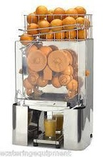 Automatic Orange Juicer / juice extractor machine