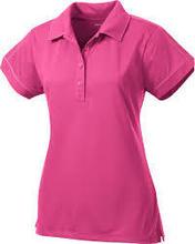 Custom embroidery red polo shirt short sleeve work shirt (53)