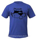OEM Service Supply Type and Unisex Gender Round Neck t shirt