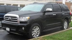 New & Low price cars /High quality used cars Toyota Sequoia