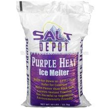 99% White Crystal Sodium Chloride Salt Snow Melting