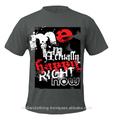 serigrafica slogan stampa t shirt