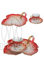 OTTOMAN COFFEE CUP & PLATE (HAND MADE)