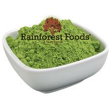 Organic Chinese Wheatgrass Powder