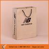 Customized Printing Brown Kraft Paper Bag