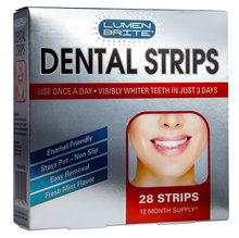 Non-Hydrogen Peroxide Dental Whitening Strips