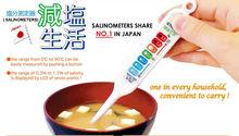 "Best gift ideas for men salt meter ""GENENSEIKATU"" made in japan TK-915"