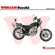 250cc cruiser bike, suzuki technology,motorcycle,gas or diesel,motorbike,chopper(GN250 BLACK)