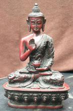 Resin Buddha: Shakyamuni Buddha Statue Nepal