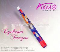 Metal Tweezers/ Best Eyebrow Tweezers/ Colorful Eyebrow Tweezers