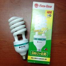 CFL HS (Half spiral) T5 40W energy saving lamp