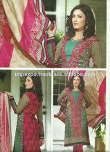Ladies Winterwear Designer Khadar Suit ( Stitched )