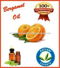 Aceite de bergamota / esencial de bergamota aceite en precio razonable