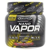 Muscletech Performance Series Nano Vapor Fruit Punch 40 Servings Nitric Oxide