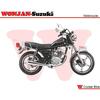125cc cruiser bike, suzuki technology,motorcycle,motorbike,chopper (BLACK)
