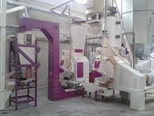 Automatic pellet plant 1200 kg/h
