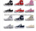 """2014 venda quente homens& mulheres sapatas de lona marca star"""" fora da parede"""" todas as cores de tênis não vanseing sapatos tamanho 35-45"""