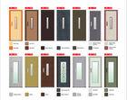 manual elevator door