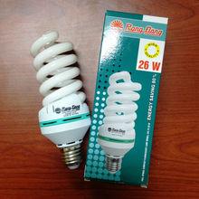 CFl FS( Full spiral) T4 26W energy saving lamp