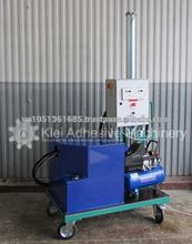 KAM MACRO-VAN Mini movable mixing and metering machine for applying thixotropic polyurethane sealant