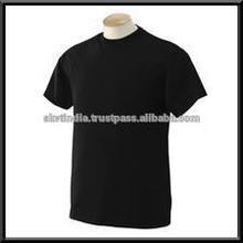 plain black mens t-shirt