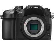 Lumix DMC-GH4 16.05 MP Mirrorless Digital Camera - Black -