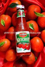 Tomato ketchup bottle , bulk tomato ketchup , tomato ketchup exporter