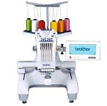 Brother PR-620 6 Needle Embroidery Machine