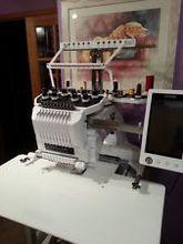 Brother PR-1000e 10 Needle Embroidery Machine