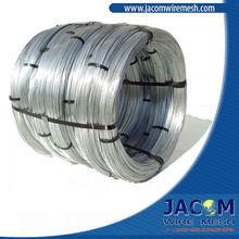 BWG 8 Hot Dip Galvanized Iron Wire 60gr Zinc 1500/mm2 Tensile Strength