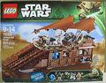 100% original nuevo star wars 75020 jabba's sail barge