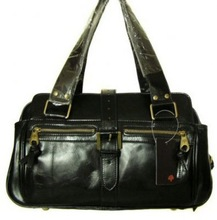 Fashional fancy lady leather bag mature lady leather bags