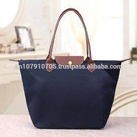 Hot Sale French Designer Women's Nylon Bag, 14 Colors Nylon Handbags / Tote Bag, Nylon Tote Shopping Bag