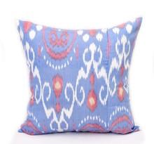 Ikat pillows Silk
